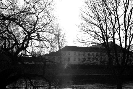Schloss Bellvue - SW
